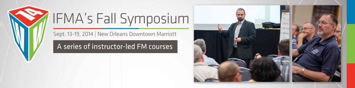 Fall Symposium