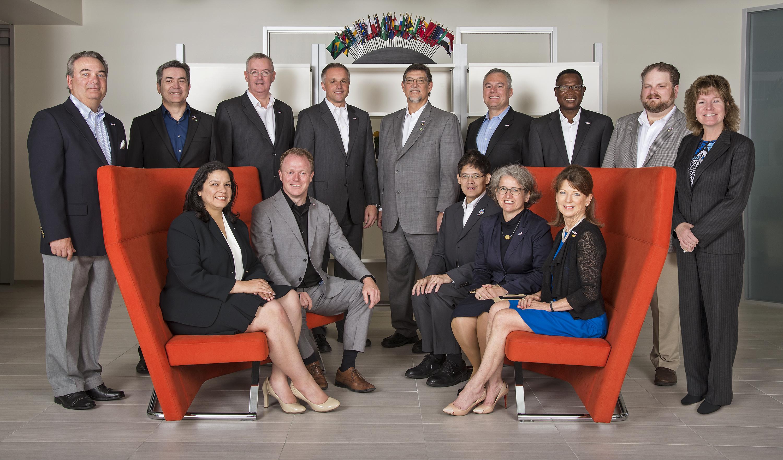 2014-2015 IFMA Board of Directors