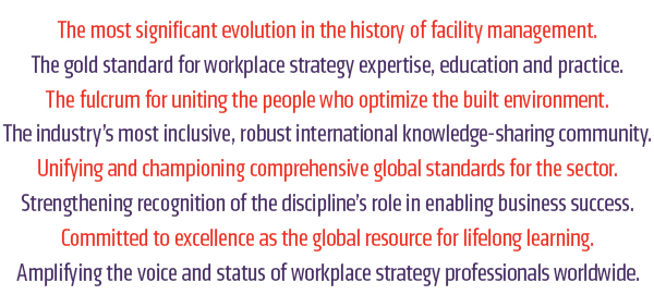 IFMA-RICS Collaboration Value Statements