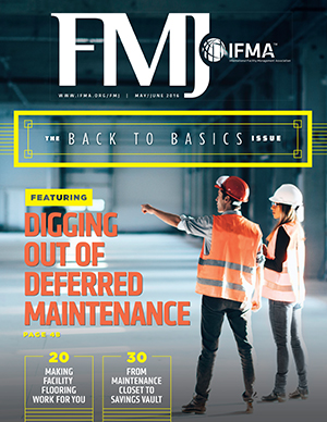 May/June 2016 issue of FMJ