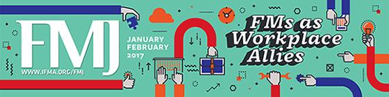 FMJ January/February 2017: Workspace as a Tool