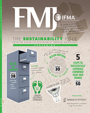 FMJ July/August sustainability issue