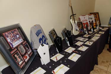 Foundation Silent Auction