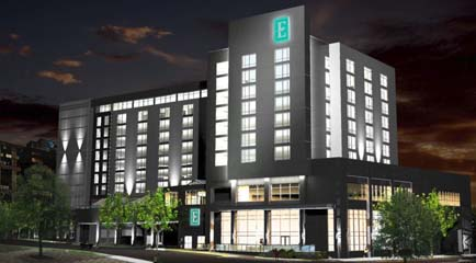 Embassy Suites Charlotte Uptown