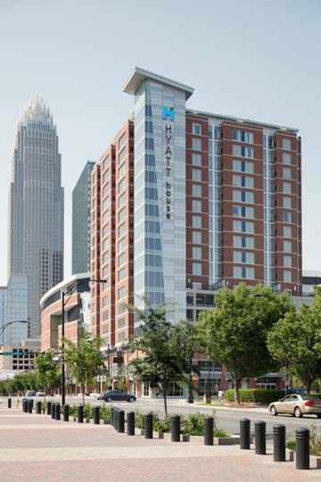 Hyatt House Charlotte City Center