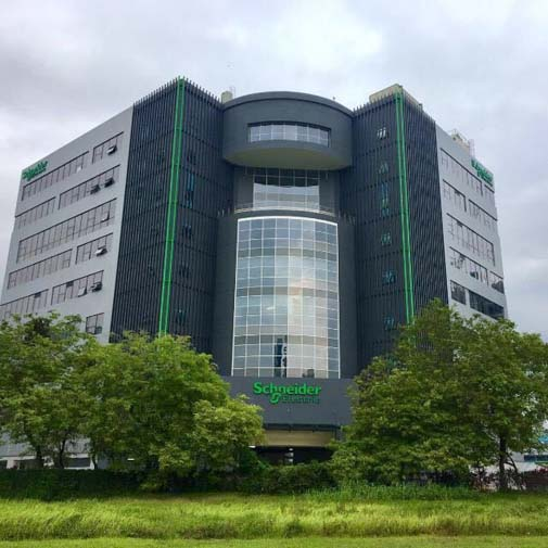Schneider Building